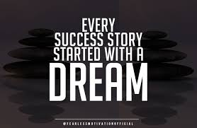 Dream Of Success Quotes