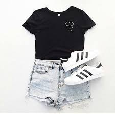 adidas shoes for girls black. cool ways to wear outfits with adidas shoes (17) for girls black 0
