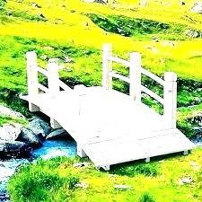 diy garden bridge garden bridge garden bridge small wooden bridges for gardens intended decor arched plans diy garden bridge