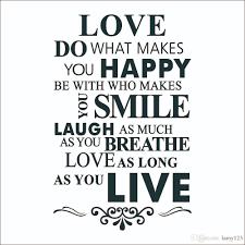 Acheter 2016 Diy Love House Rule Anglais Lettre Citation Stickers Muraux Pvc Maison Chambre Waterperoof Amovible Mur Décor Papier Peint 37x236 De