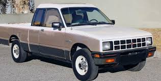 One Owner Space Cab: 1986 Isuzu Pickup