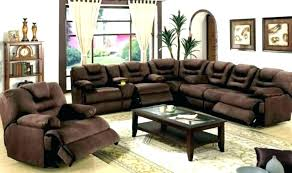 sectional sofas with recliners recliner sectional with table console sectional sofas with recliners and chaise l