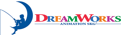 Dreamworks animation Logos