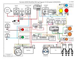 yamaha yics wiring diagram solution of your wiring diagram guide • xj650 wiring diagram schema wiring diagram online rh 12 3 travelmate nz de yamaha xv 125