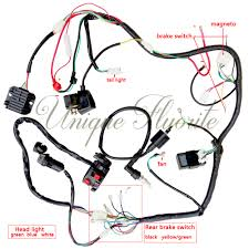 quad bike ignition wiring diagram quad image loncin 110cc wiring diagram loncin wiring diagrams online on quad bike ignition wiring diagram
