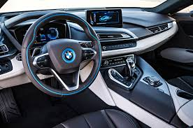 bmw 2014 i8 interior. featuring swanwing doors a sharknose front end and supercar stance the i8 plugin hybrid is bmwu0027s most revolutionary car in decades bmw 2014 interior