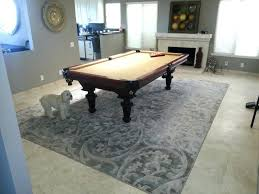 rug under pool table grey contemporary modern rug for under pool table modern family room pool rug under pool table