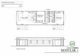 Modular Plans Design House Designs Modular Urban Homes Tasmania House