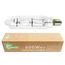 Metal Halide Grow Light Bulbs Hydro Crunch 600 Watt Metal Halide Mh Grow Light Bulb Lamp