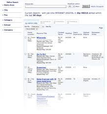 careerbuilder resume search