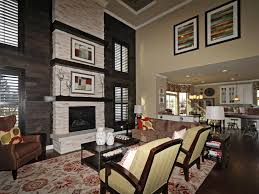 Interior Designers Model Homes Showcase Decor Trends Stone - Model homes interior design