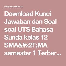Jawaban yang benar untuk pertanyaan itu: Kunci Jawaban Bahasa Sunda Kelas 5 Halaman 45 Guru Ilmu Sosial