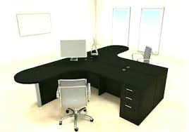 computer desk for office. 3 Person Computer Desk Two Office T Shaped For .