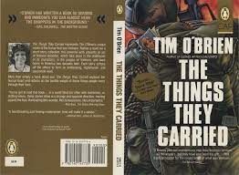 celebrating the twentieth anniversary of the things they carried  jacket cover design for the things they carried