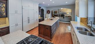White Kitchen Cabinets With Black Countertops Delectable Learn How To Match Your Countertop With The Cabinets And Floor