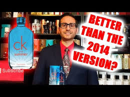 <b>CK One Summer</b> 2017 by Calvin Klein Fragrance / Cologne Review ...