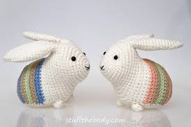 Free Crochet Bunny Pattern Stunning Top 48 Amigurumi Crochet Patterns For Easter On Craftsy