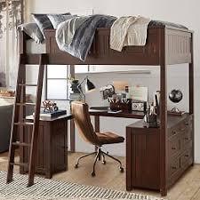 Beadboard Loft Bed Beadboard Loft Bed