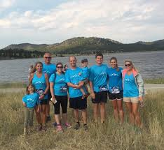 rocky mountain vacation part ii linsenbardt net the next morning mallory ran the half marathon and placed fourth in her age group so we were all very proud of her after the marathon the rest of the