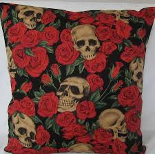 a bed of roses cushion cover by twentysevenpalms