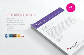 Microsoft Office Letterheads Business Card Letterhead Template How To Make A Templates