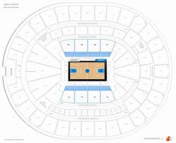 Amway Center Seating Chart Pepsi Center Seating Chart Concert Luxury Amway Center