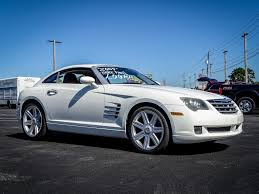 Silver Chrysler Crossfire For Sale ▷ Used Cars On Buysellsearch
