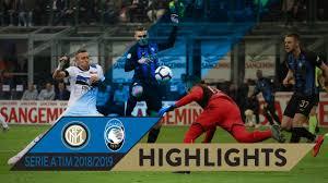 INTER 0-0 ATALANTA | HIGHLIGHTS | Goalless at San Siro - YouTube