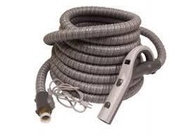 electrolux central vacuum hose. central vacuum hose \u2013 electrolux electrical 35\u2032 grey