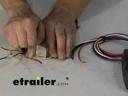 trailer brake controller wiring what are the wire colors trailer brake controller wiring what are the wire colors etrailer com