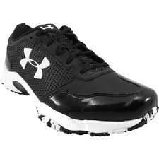 under armour training shoes. under armour ultimate turf trainer training shoes - mens black white