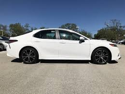 2018 Toyota Camry SE In Melbourne, FL - Of Melbourne