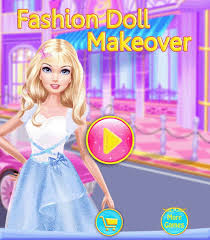 doll makeup games free
