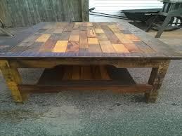 Pallet Coffee Table Diy Elegant Diy Large Pallet Coffee Table Pallet  Furniture Diy