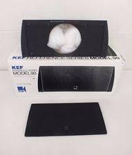 kef 200c. kef reference series model 90 center channel speaker cabinet grill crossover kef 200c