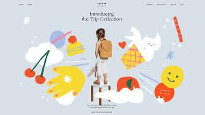 Flat Ecommerce Design Inspiration Inspiring Ecommerce Website Designs In 2019 Creative Bloq