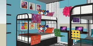 Little Girls Dream Bedroom Room Tour 48 Makeover Mondays Tiny Bedroom 4 Girls In 1 Room