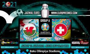 Prediksi dan Jadwal Wales Vs Swiss Euro 2021 - Updates, News, Events,  Signals & Triggers