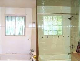 full size of glass block window shower installation design install bathrooms appealing showers windows in with
