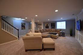 basement finish ideas. Brilliant Ideas Finished Basement Family Room With Finish Ideas M
