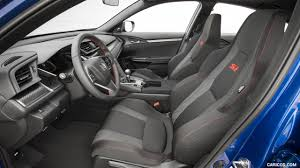 2017 honda civic si sedan interior front seats wallpaper