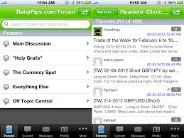 3 Useful Forex Mobile Apps For Traders On The Go Babypips Com