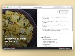 Recipe Page Layout Recipe Page By Daniel Racca Dribbble Dribbble