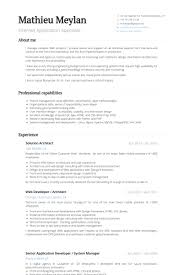 information architect resume solution architect resume samples visualcv resume samples database