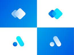 Saas Logo Design Tech Company Logos Logo Concept Abstract Logo Management