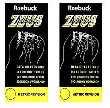 What Is A Zeus Chart 2 X Deal Zeus Precision Data Charts Reference Tables