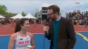 Abby Nichols Pulls Off Huge Upset In Big Ten 5k