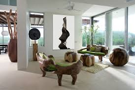 interior design living room contemporary. View In Gallery A Blend Of Contemporary Panache And Nature-centric Design The Living Room [Design Interior
