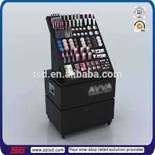 Mac Makeup Display Stands Tsdw100 Custom Design Retail Store Makeup Counter DisplayMakeup 9