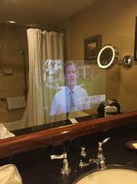 Bathroom : Tv In Mirror Bathroom For Sale Bathroomtv Saletv ...